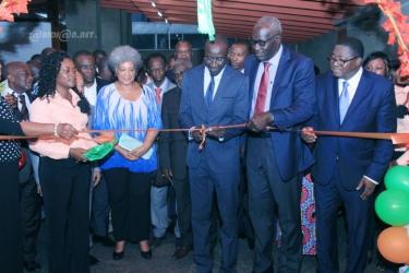 Lancement de la Cellule d'information des opérateurs économiques par le Ministre Abdourahmane CISSE