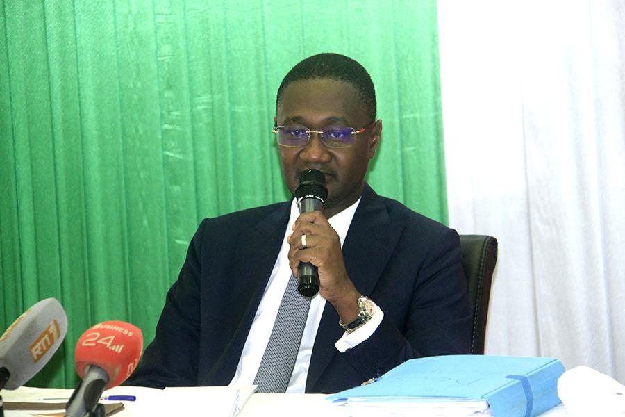 Ministre du Budget - Moussa Sanogo